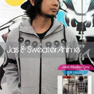 JAS & SWEATER ANIME J-FLEECE