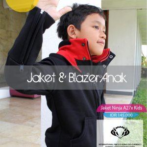 JAKET & BLAZER ANAK
