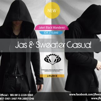 JAS & SWEATER CASUAL J-FLEECE