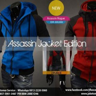ASSASSIN JACKET JFLEECE EDITION