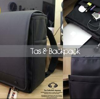 TAS & BACKPACK J-FLEECE